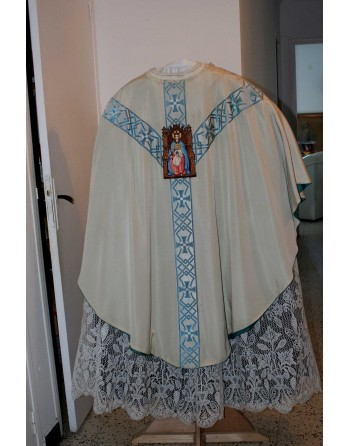 Chasuble gothique Mariale...