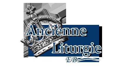 Ancienne Liturgie
